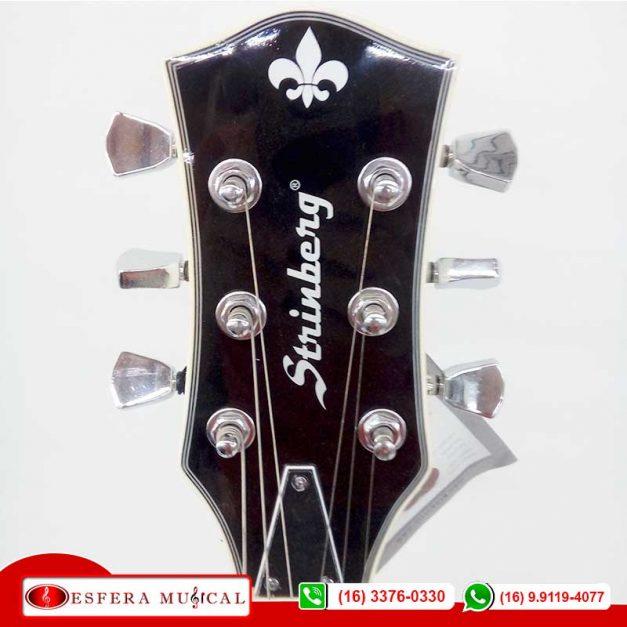 Guitarra Strimberg Less Paul CLP 79 WH