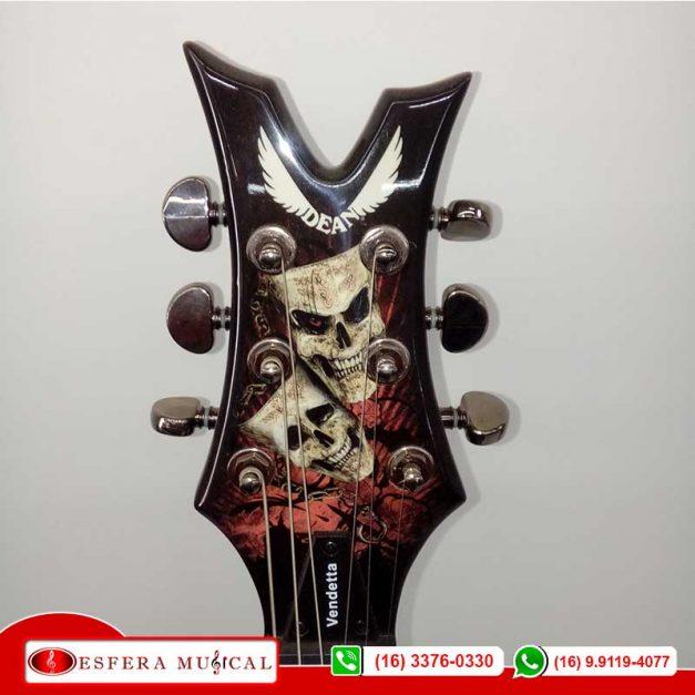 Dean Vendetta Teatro De La Muerte Electric Guitar